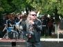 Выступление в Петергофе 21.06.2008